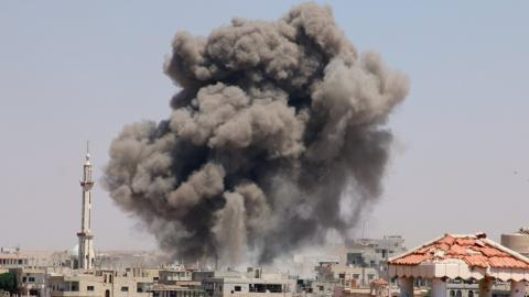 Syrian regime declares 48-hour truce in city of Daraa
