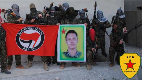 Antifa: Trained by terrorist PKK in Syria, may end up outlawed in the US