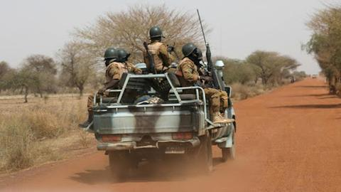 At least 50 die in Burkina attacks blamed on militants