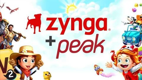 US-based Zynga buys Turkish game maker Peak for $1.8B