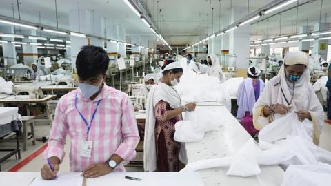 Fashion app sells off unwanted stock to aid Bangladeshi workers