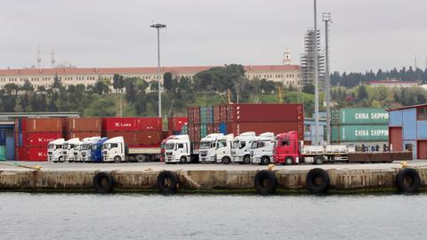 Turkey's exports hit $10B in May