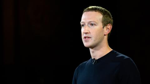 Zuckerberg backs decision to allow 'inflammatory' Trump posts on Facebook