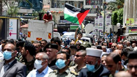 Most Israelis think West Bank annexation will spark Palestinian uprising