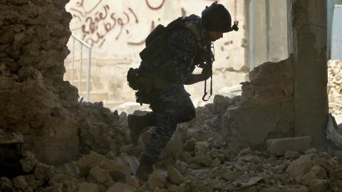 Battle rages on for Mosul
