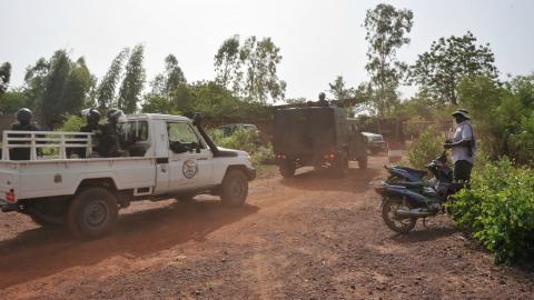 Five killed in attack on Mali resort