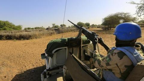 UN moves toward ending UN-AU peacekeeping in Sudan's Darfur