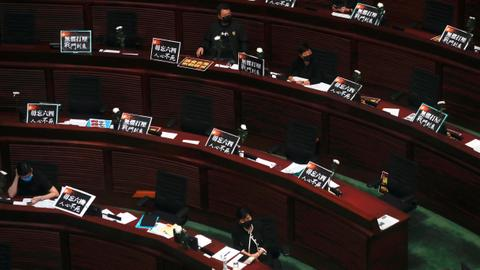 All you need to know about China's controversial national anthem bill
