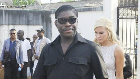 Son of Equatorial Guinea's president goes on trial in Paris