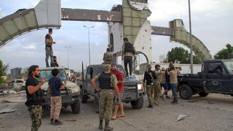 Libyan army takes full control of capital Tripoli