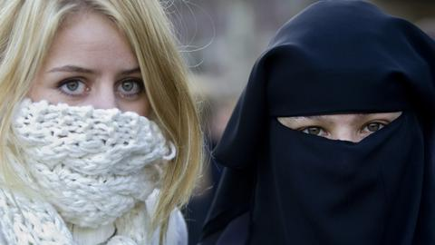 Mandatory Covid-19 facemasks expose bigoted nature of burqa bans in Europe