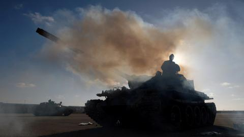 Russian meddling in Libya: Covert to overt