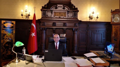 Turkish ambassador decries smear campaign by an Austrian news outlet