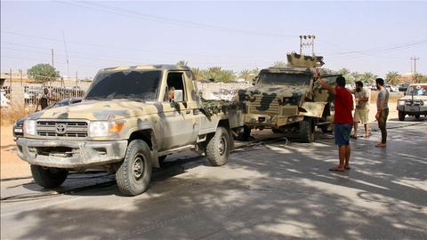 Haftar militia loses Tarhuna to Libyan govt forces