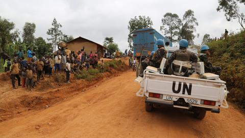 DRC conflicts leave some 1,300 civilians dead, half a million displaced