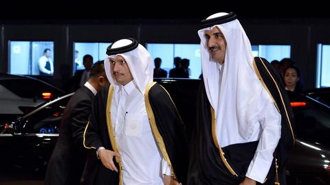 Qatar blockade marks third year with no sign Doha will relent