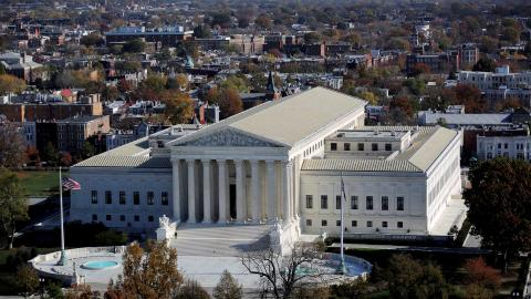 US Supreme Court to hear case on redrawing voting districts