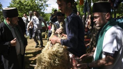 Albanians reviving the spirit of Ramadan