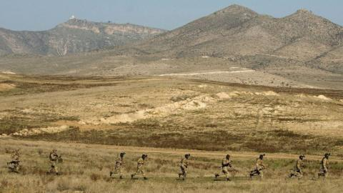 Azerbaijan reclaims land occupied by Armenia