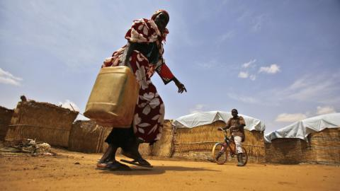 UN says many going hungry in South Sudan despite easing of famine