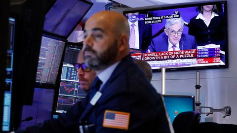 Us Fed Forecasts No Policy Rate Hike Through 2022