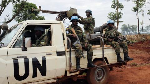 At least 100 killed in Central African Republic amid shaky truce