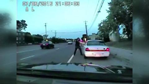Video of killing released after US officer acquitted of manslaughter