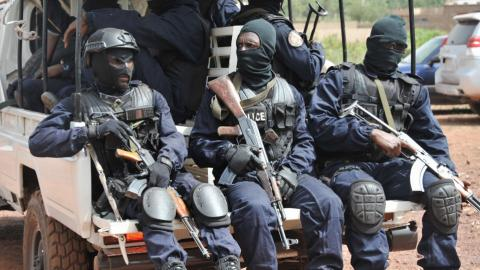 UN Security Council backs West African force
