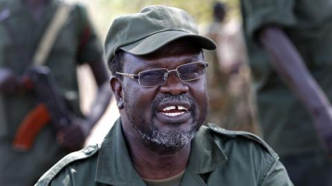South Sudan rebel chief misses deadline to return to country