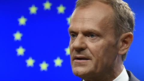 EU's Donald Tusk says Brexit can be reversed