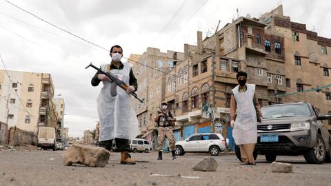Violence spikes in Yemen amid Covid-19 crisis