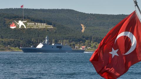 Turkey's 'Blue Homeland': striking a balance in the Eastern Mediterranean