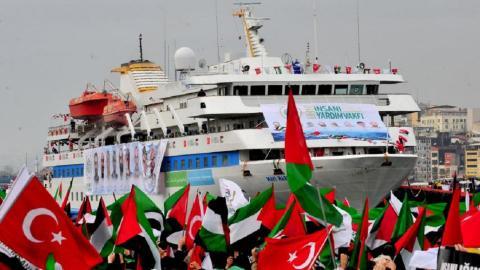 Israel fulfils payment to families of Mavi Marmara victims