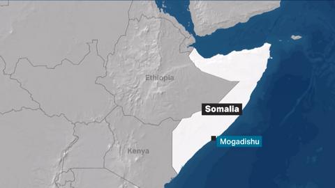 Several dead as suicide bomber targets Somalia's Mogadishu