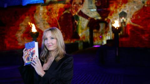 J K Rowling's Harry Potter turns 20