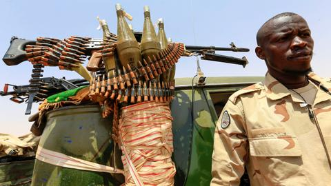 Sudan announces arrest of more than 120 suspected mercenaries