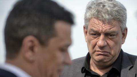 Romania's former economy minister designated as new PM