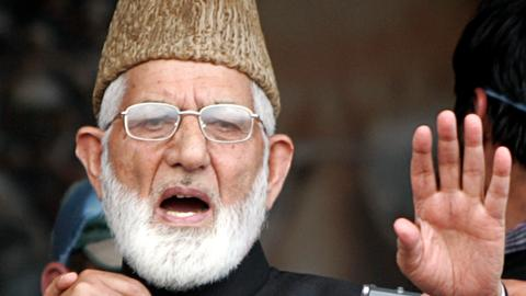 Why Geelani, the unrelenting symbol of Kashmiri resistance, stepped down