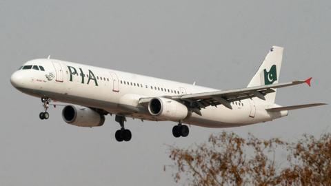 Pakistan state airline barred from flying to Europe for six months