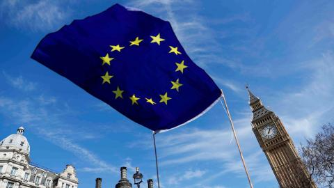 May outlines guarantees for EU citizens post-Brexit