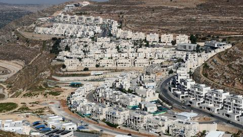 Questions mount over Israel action on 'annexation' date
