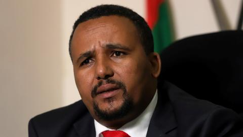 Ethiopia police confirm arrest of leading opposition politician