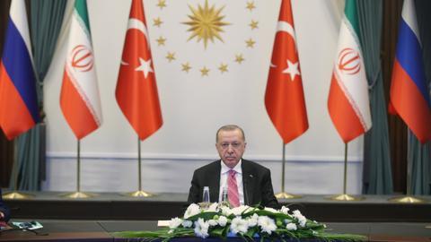 Syria's territorial integrity a priority – Astana guarantors