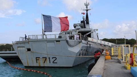 France's East Med steps threatens NATO's unity