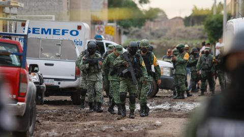 Death toll from armed attack on Mexico drug rehab centre rises to 26