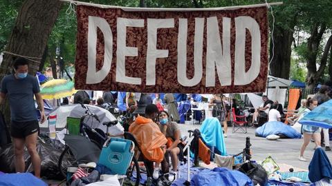 Los Angeles, New York slash police budget after protest demands