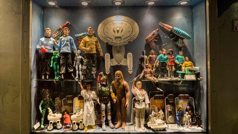 A delight for three generations: the Istanbul Toy Museum