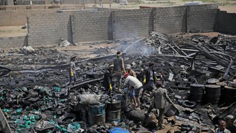 Saudi-led coalition starts military operation against Yemeni rebels