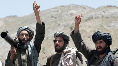 Afghan spy chief: Taliban rigging hobby drones to drop bombs