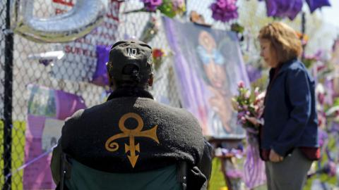 Prince cremated in private ceremony
